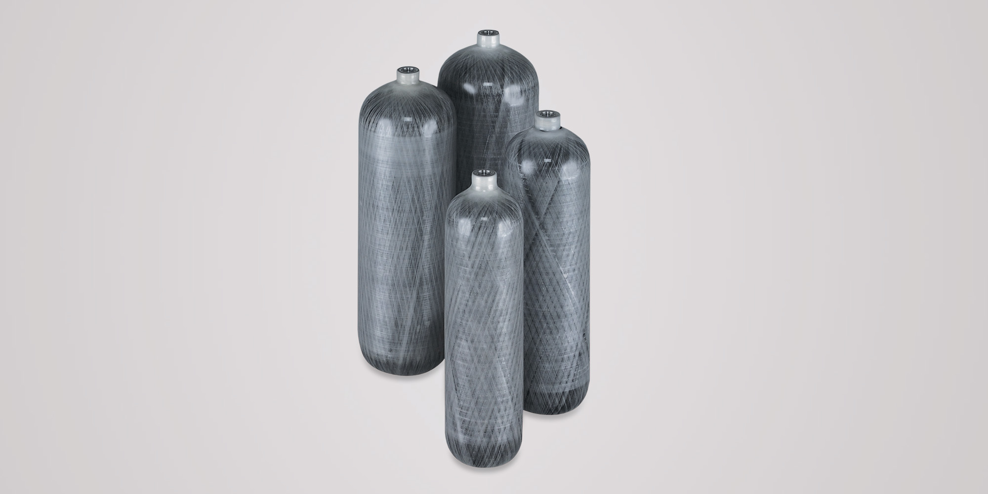 LCX®-SL composite SCBA cylinders