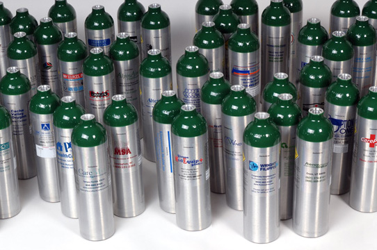 Storage Of Oxygen Cylinders In Care Homes