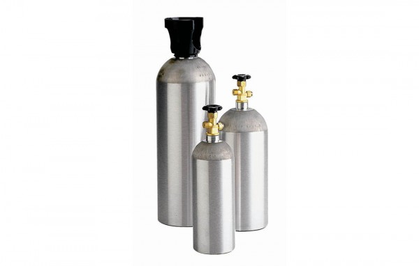 L6X® aluminum beverage cylinders