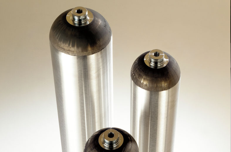 Luxfer industrial specialty cylinders