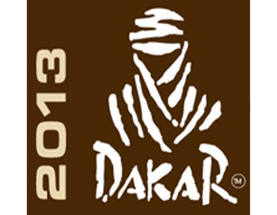 Paris Dakar 2013