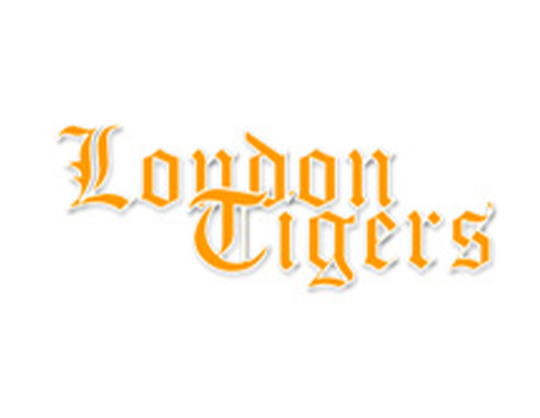 London Tigers paintball team
