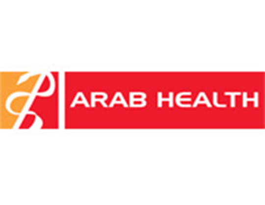 Arab Health exhibition logo