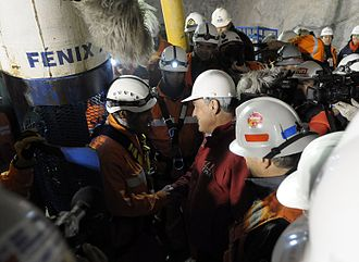 Chilean Miners Rescued