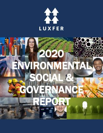 Luxfer Releases First Ever Environmental, Social and Governance Report