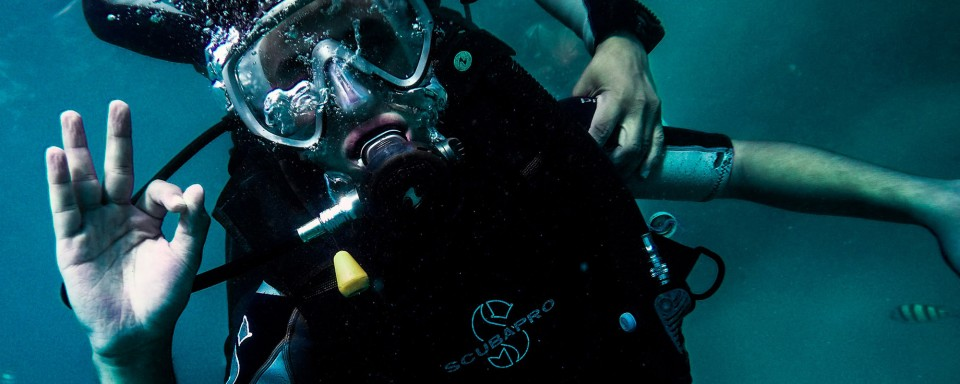 Let's work together to give divers more freedom to explore the wonders of the ocean safely and with total confidence.