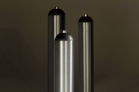 L6X industrial specialty cylinders