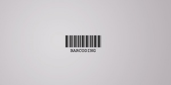 Protected barcoding