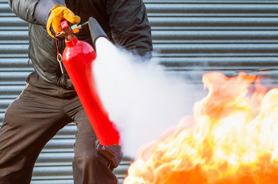 Fire extinguisher cylinders
