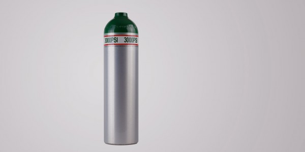 L7X aluminum medical cylinders