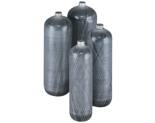 LCX-SL® composite SCBA cylinders