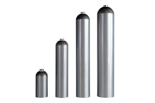L6X® aluminum cylinders